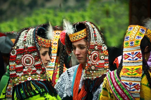 colourful Kalash